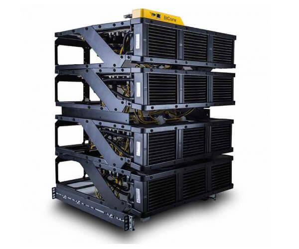 Bitcoin Mining Deluxe